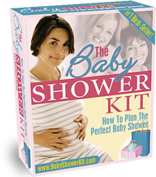 The Baby Shower Kit - How To Plan The Perfect Baby Shower